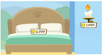 Bed, Bath & Fcking Beyond in Pet Society