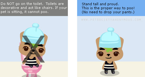 Pet Society Poo