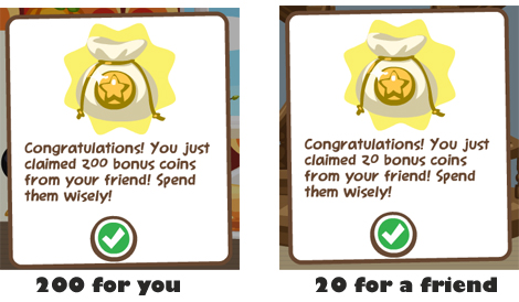 pet society petlings 200 bonus coins