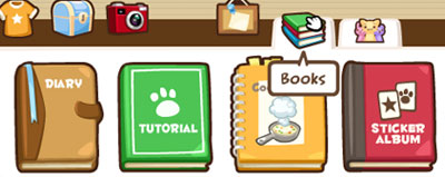 diary in pet society