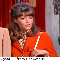 Agent 99, Barbara Feldon