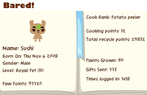 pet society open diary