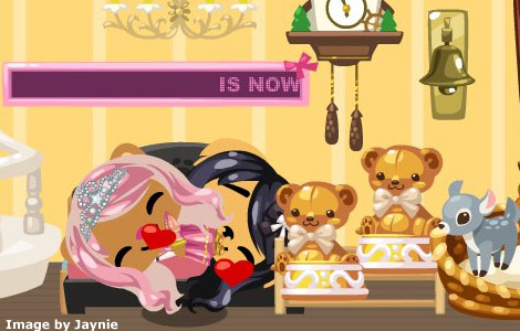 pets sleeping together in pet society