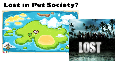 lost in pet society