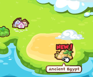 Ancient Egypt in Pet Society