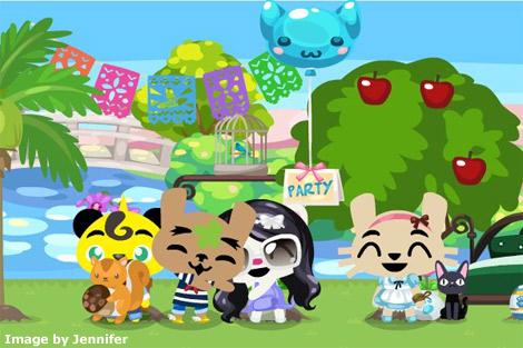 pet society party