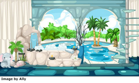 escape the city room in pet society