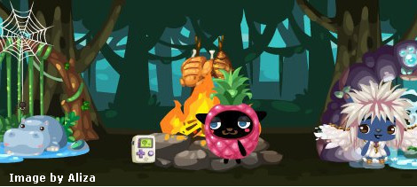 hideeni pink pineapple pet society