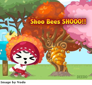 pet society bees