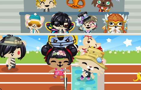 pet society race